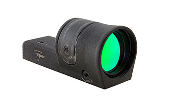 RX30: Trijicon 42mm Reflex Amber 6.5 MOA Dot Reticle (without mount)