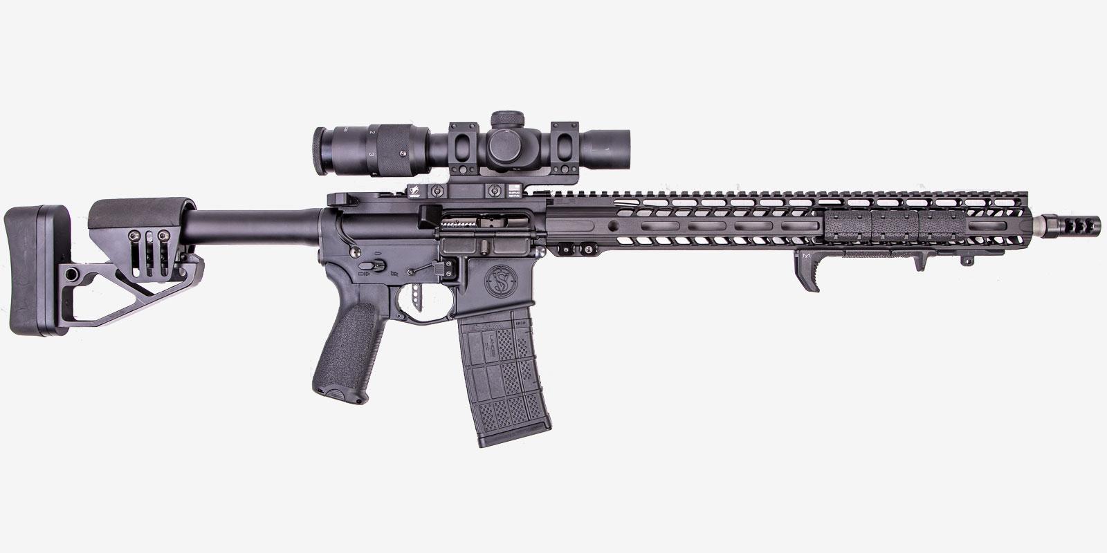 sv-18 ar rifle